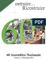 Construir Reconstruir 60 Asamblea Nacional MCE