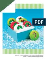 Sugarlicious Christmas Petits Fours