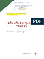 Báo cáo thí nghiệm VXL ĐH BKHCM