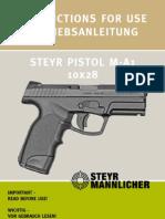 Ba Steyr M-A1 10x28 Eu