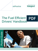FBP1091 the Fuel Efficient Truck Drivers Handbook