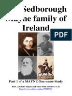 Sedborough Mayne of Ireland