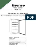 HWC34A User Manual