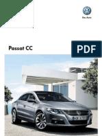 VW PASSAT CC Catálogo