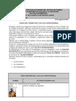 HIST. DEL CÁLCULO INF. línea del tiempo