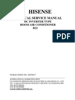 HAIR30C Service Manual   Heat Exchanger   Hvac