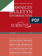 Prawniczy Biuletyn Informacyjny IURIS LINK grudzień 2011 r.