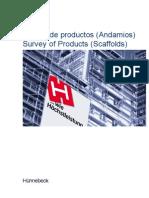 Manual Andamio
