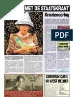 Staatskrant dec 2011 achterpagina
