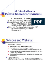 Engr 2110 Introduction to Material Science --Ch1 (1)