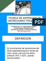 aspiracionsecreciones-090605030357-phpapp01