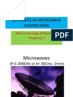 Advances in Microwave Engineering