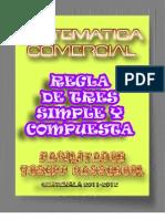 Matematica Comercial Regla de Tres Simple y Compuesta