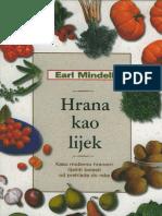 Mindell Earl - Hrana Kao Lijek