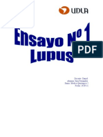 Ensayo Lupus