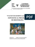 PROGRAMA DE RISOTERAPIA
