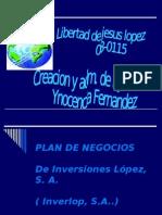Dp Plan de Negocio