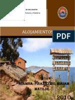 alojamientos rurales