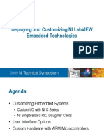 Ni Deploying Customizing Embedded Technologies