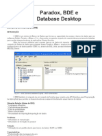 Paradox, BDE e Database Desktop