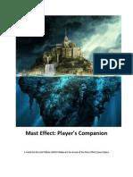 Mast Effect - Book