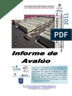 Informe  de Avalúo Lote en Turbaco C-F