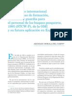 STCW 95 - F Aplicacion