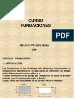 fundaciones UV 20111