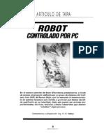 Robot C por PC