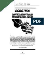 Robotica Control Remoto