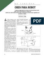 Sensores Para Robot