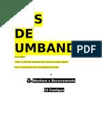 MP3 e CDS de Umbanda