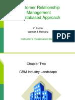 40471722 CRM a Database Approach Kumar Reinartz Ch02[1]