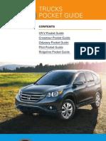 2012 Truck Pocket Guide