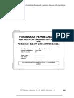 RPP BAHASA INDONESIA SMA/MA BERKARAKTER