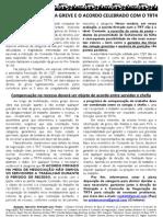 Nota Pública sobre a Greve e o Acordo com o TRT4