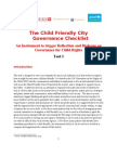 264 the Child Friendly City Governance Checklist Final (041511)