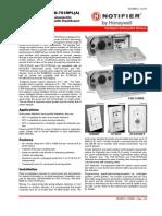 Sensor de Ducto FSD-751RPL