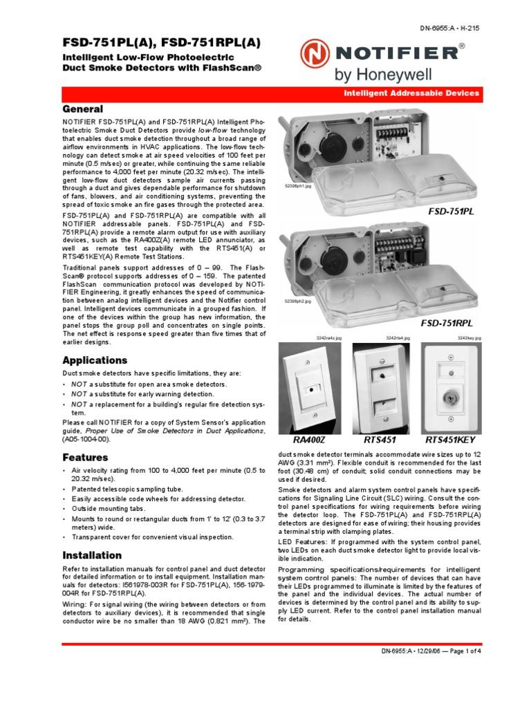 system sensor dp wiring diagram system image sensor de ducto fsd 751rpl duct flow electrical wiring on system sensor d4p120 wiring diagram