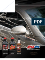 AMSOIL products for cars and trucks