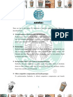 Starbucks Assignment