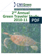 Green Traveler Study 2010-11 b