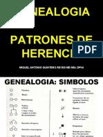 2-2010 Genealogia y Patrones de Herencia