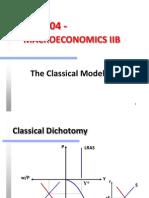 Classical Model II