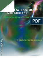 Spiritual Science of Sex Element