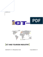 69260495 Ict and Tourism Industry