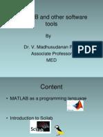Introduction Matlab Language