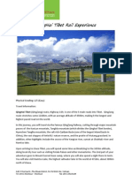 Roadstour - QingHai Tibet Rail Experience