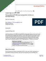 A Roadmap for LPI-302