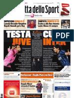 Gazzetta dello Sport - 19/12/2011